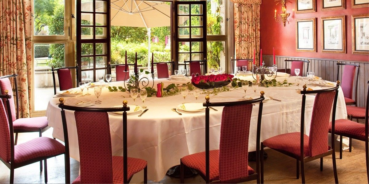 Manoir de Gressy **** Restaurant