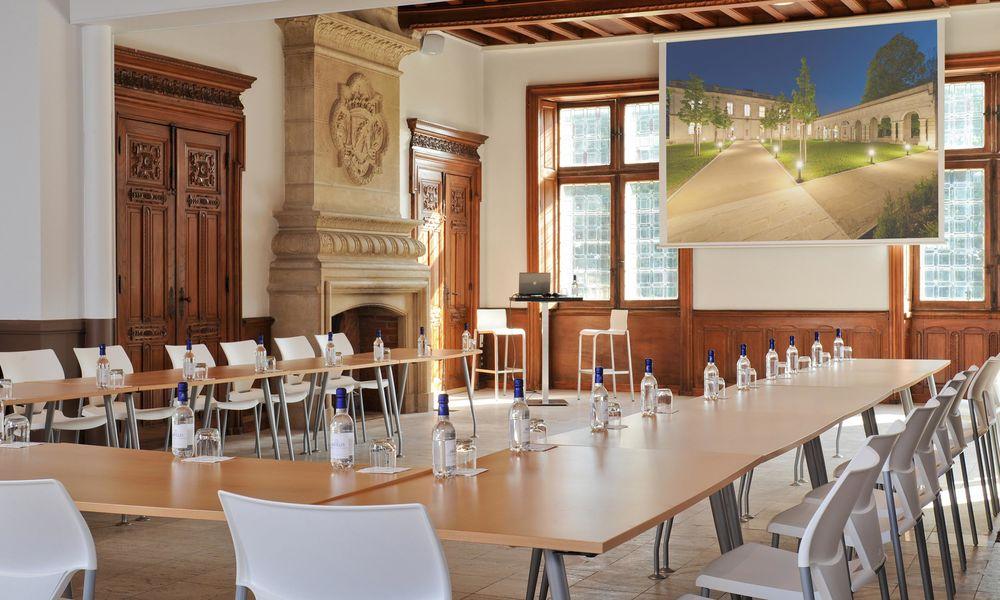 Château La Chèze *** Salle de séminaire