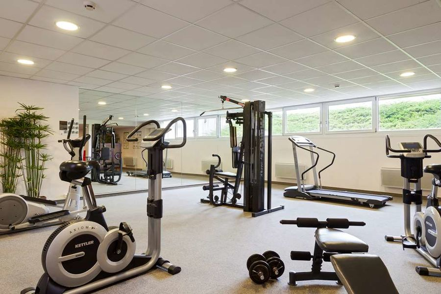 Kyriad Prestige Strasbourg Nord ****  Salle de fitness