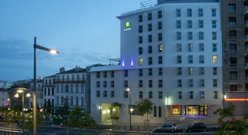 Holiday Inn Express Marseille St Charles *** 7