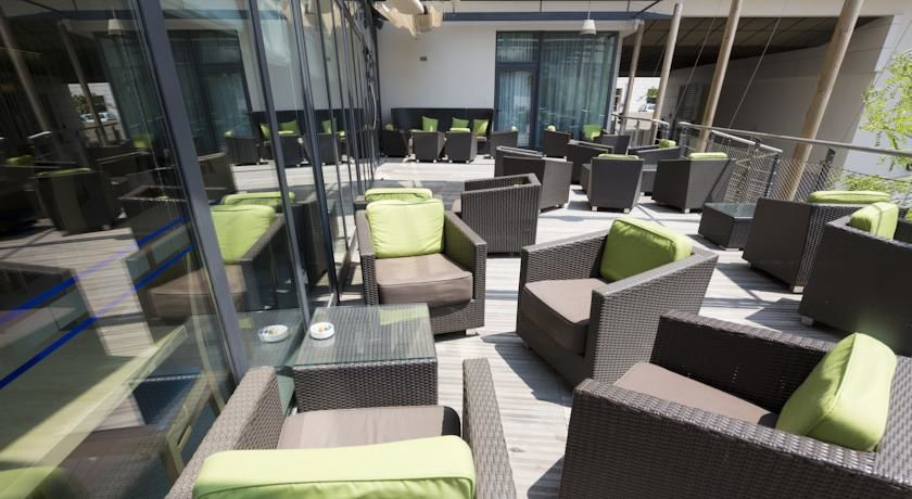 Holiday Inn Express Marseille St Charles *** 14