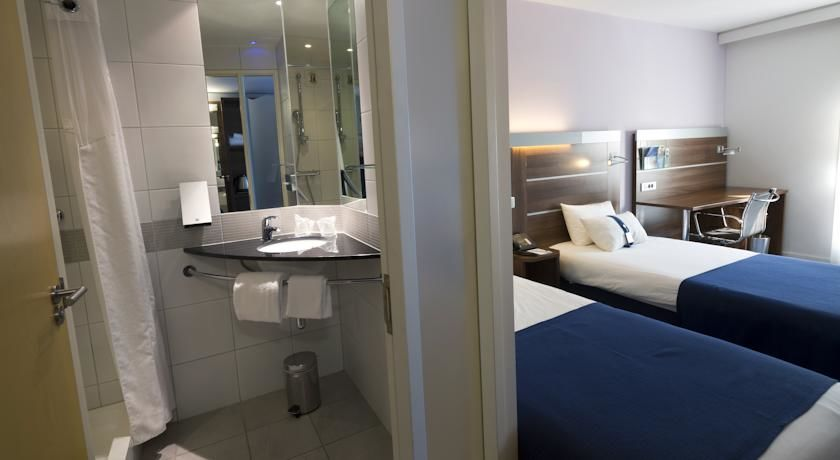 Holiday Inn Express Marseille St Charles *** 20