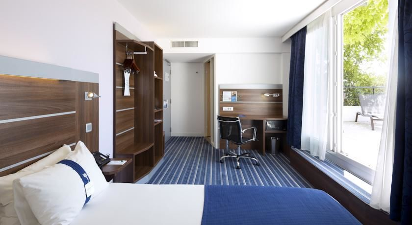 Holiday Inn Express Marseille St Charles *** 27