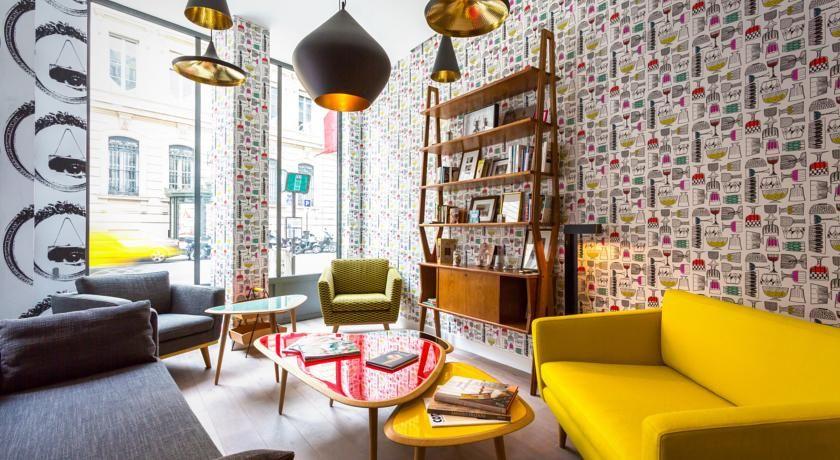 Hôtel Crayon Rouge by Elegancia *** 1