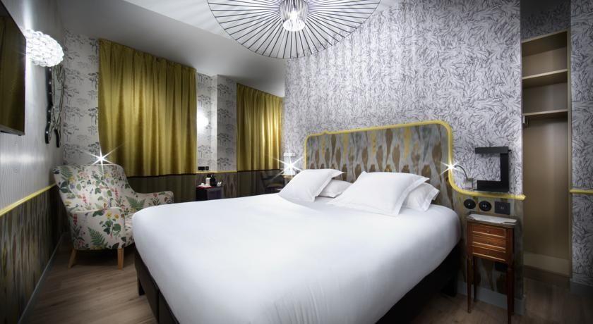 Hôtel Crayon Rouge by Elegancia *** 12