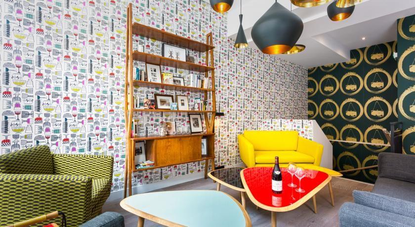 Hôtel Crayon Rouge by Elegancia *** 14