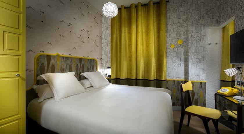 Hôtel Crayon Rouge by Elegancia *** 19