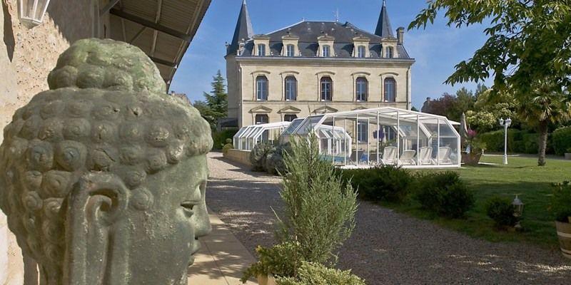 Château Pontet D'Eyrans Façade
