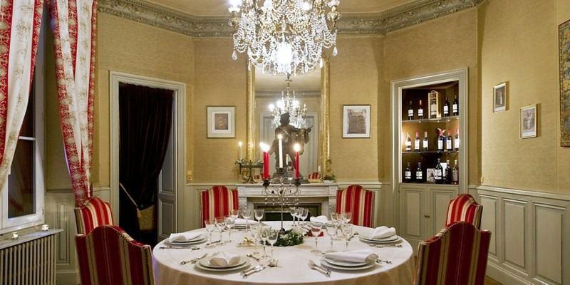 Château Pontet D'Eyrans Salon