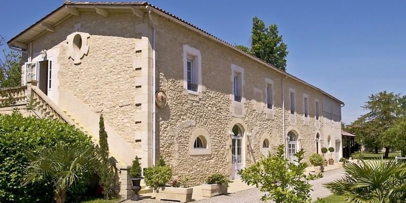 Château Pontet D'Eyrans Hôtel