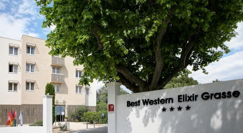 Best Western Hôtel Elixir Grasse **** 2