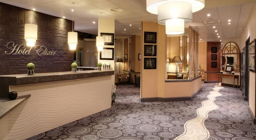 Best Western Hôtel Elixir Grasse **** 3