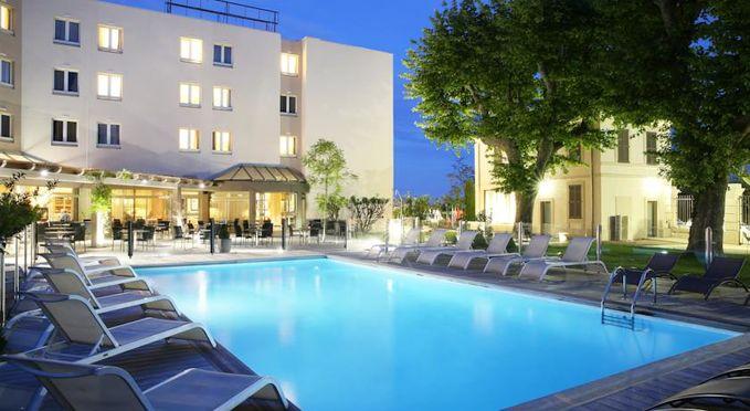 Salle séminaire  - Best Western Hôtel Elixir Grasse ****