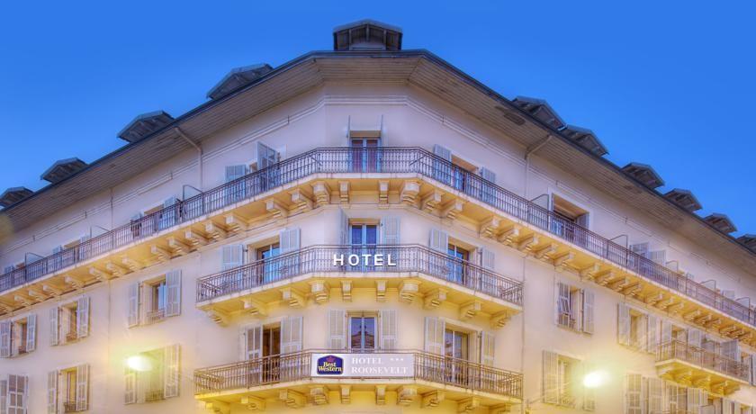 Best Western Hôtel Roosevelt Nice *** 1