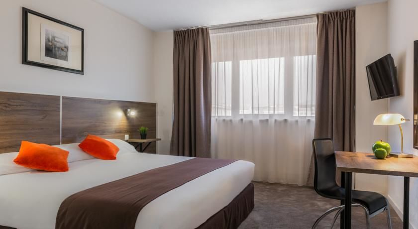 Best Western Hôtel Le Galice *** 12