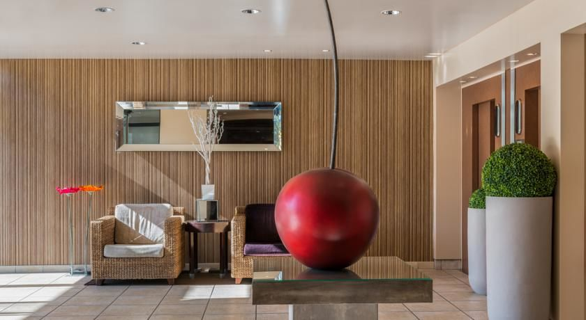 Best Western Hôtel Le Galice *** 15