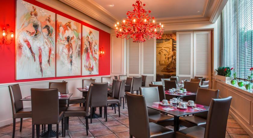 Best Western Hôtel Le Galice *** 24