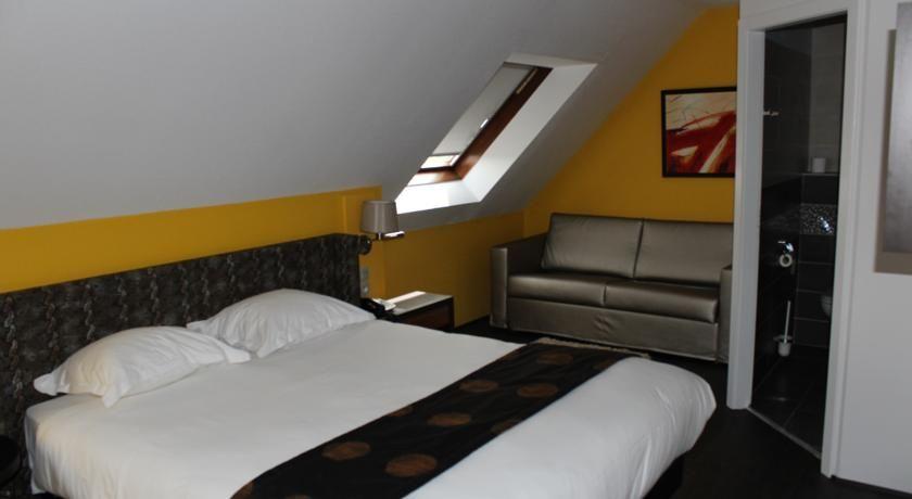 Hôtel Crystal *** Chambre