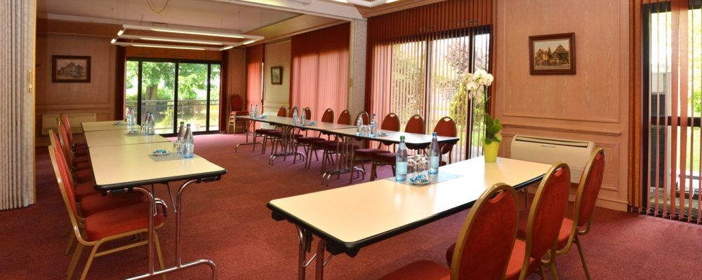 Hôtel Crystal *** Salle de séminaire