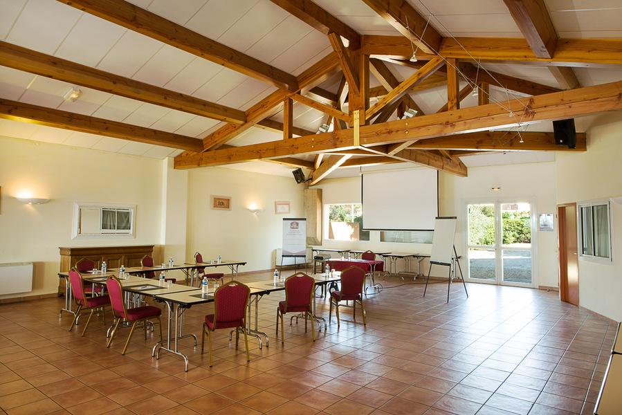 Hôtel Best Western Paradou Méditerranée *** Salle de séminaire