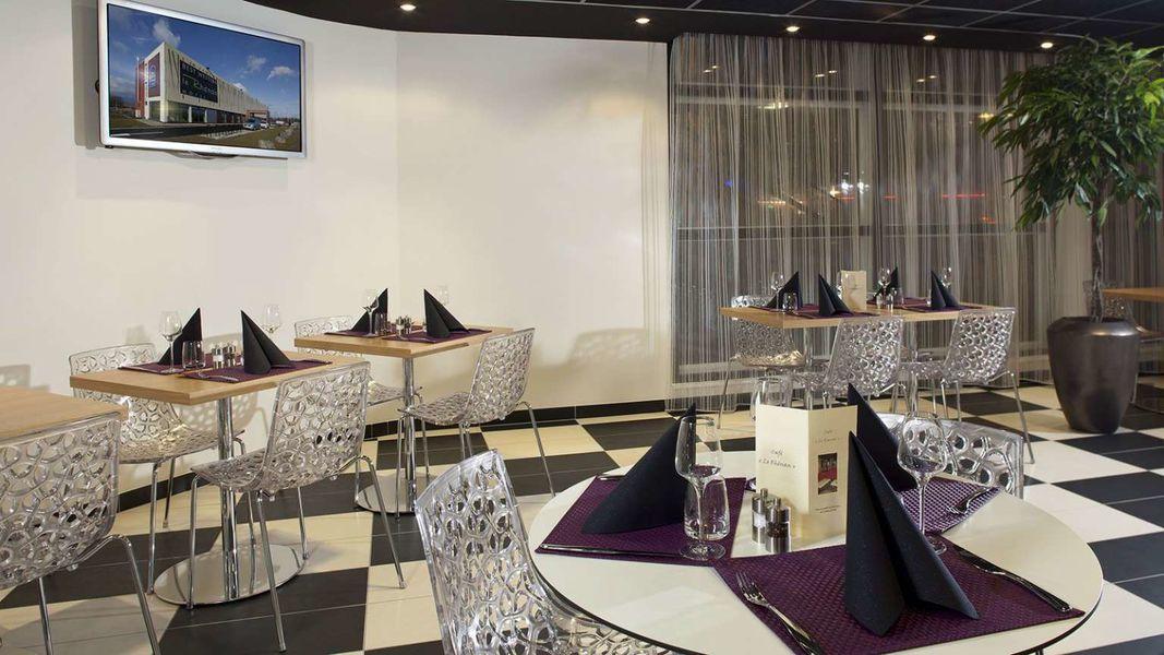 BEST WESTERN Plus Hotel Le Rhenan *** Restaurant