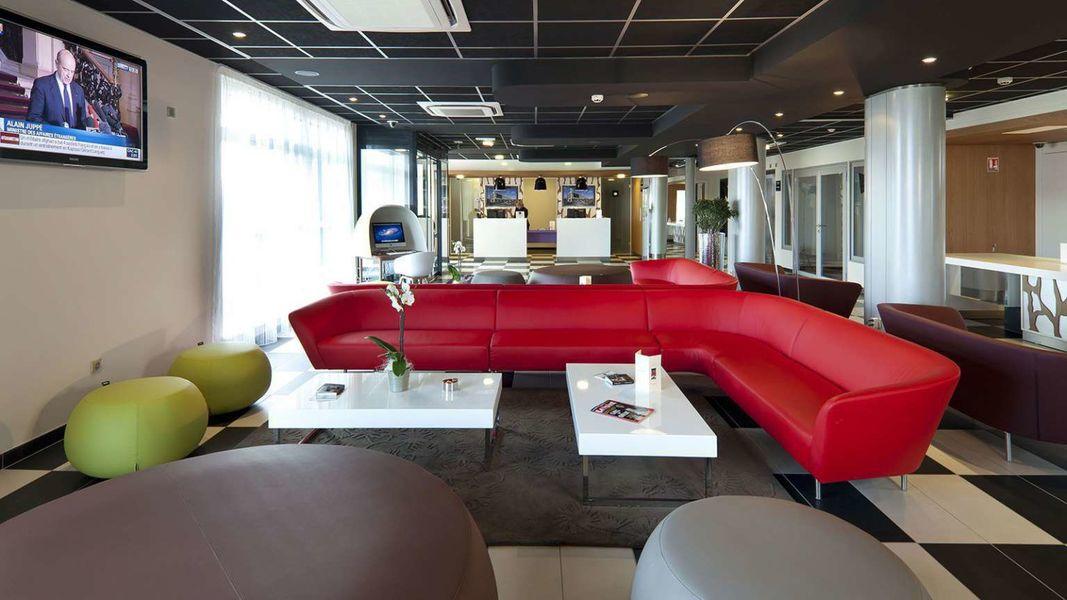 BEST WESTERN Plus Hotel Le Rhenan *** Intérieur