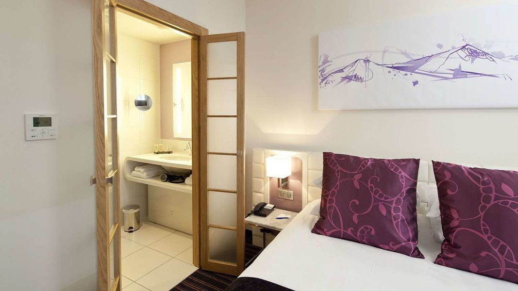 BEST WESTERN Plus Hotel Le Rhenan *** Chambre