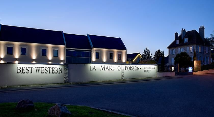 Best Western Hotel La Mare O Poissons *** 1
