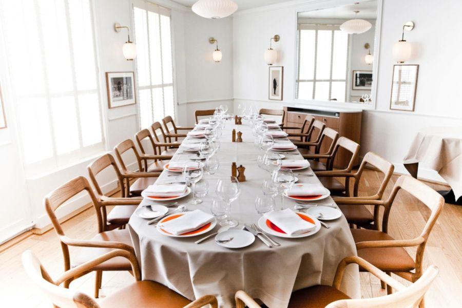 Restaurant Rech Salon privé