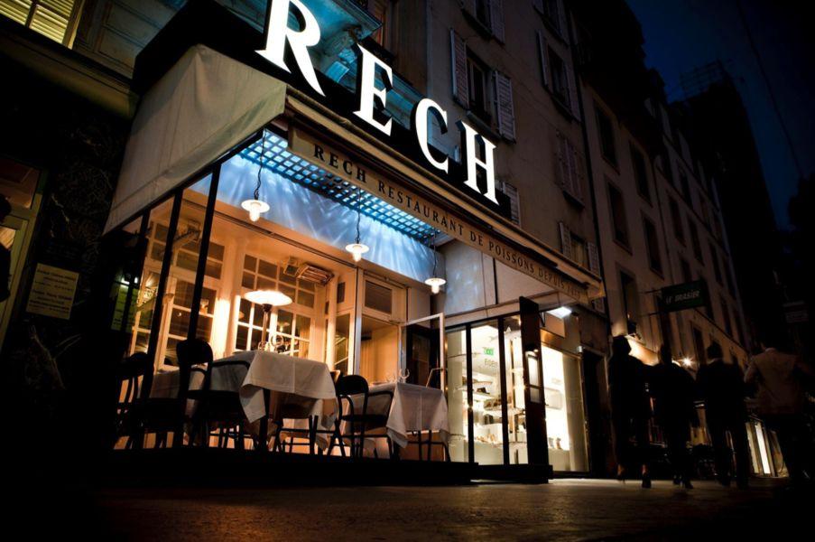 Restaurant Rech Extérieur
