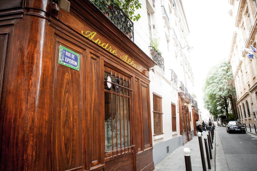 Restaurant Allard Extérieur