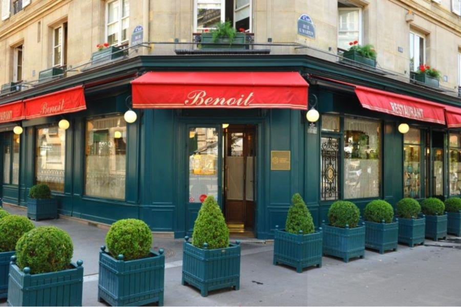 Restaurant Benoit Extérieur