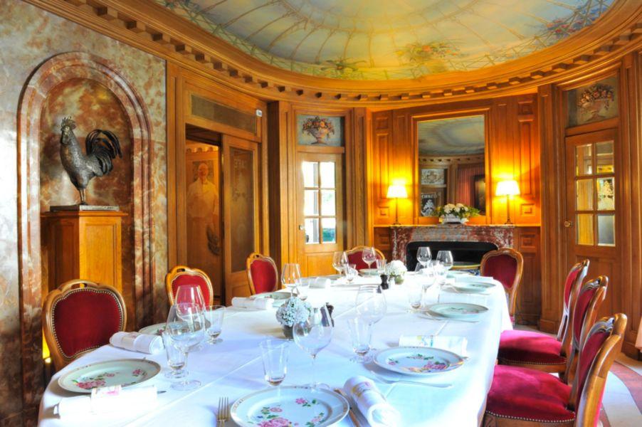 Restaurant Benoit Salon privé