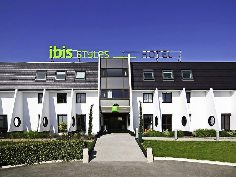 Ibis Styles Toulouse Labege *** 1