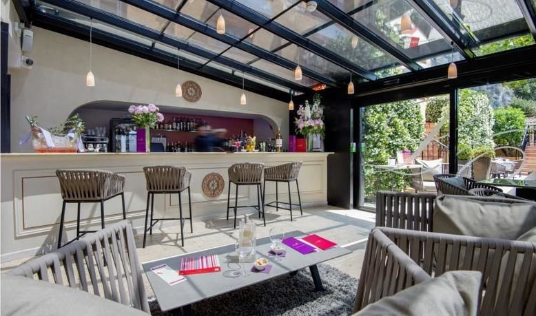 Hôtel La Pérouse **** Bar