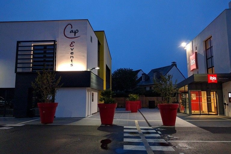Cap Events - Ibis Rennes Beaulieu *** 12