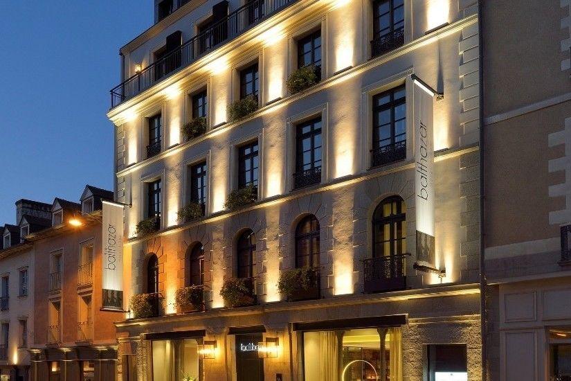 Balthazar Hôtel & Spa ***** 1