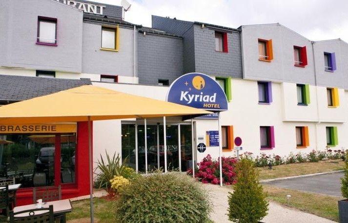 Kyriad Rennes Sud Chantepie *** 1