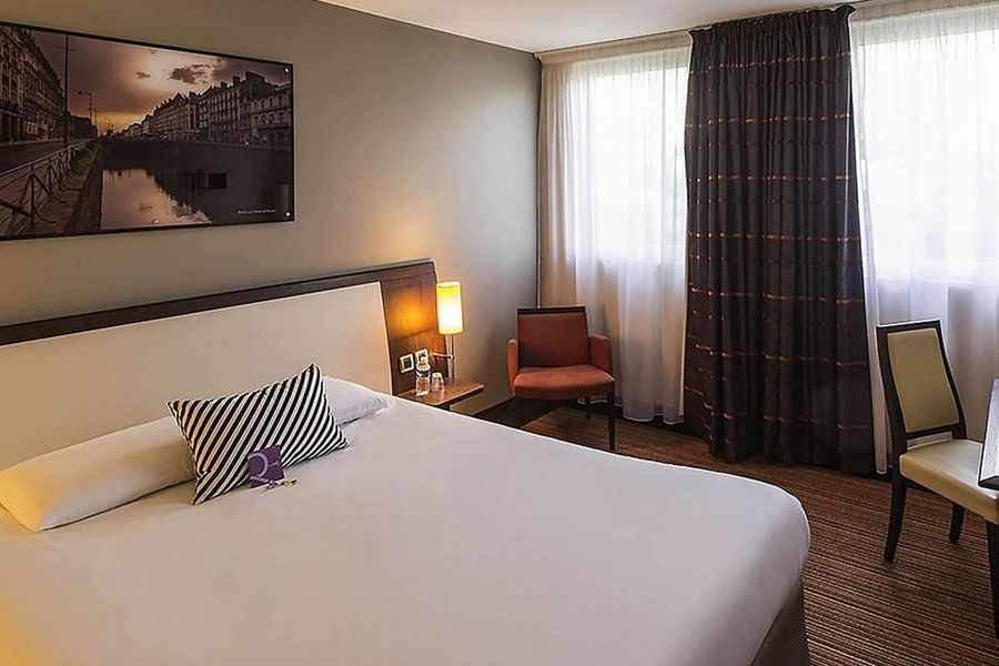 Mercure Rennes Cesson **** 1