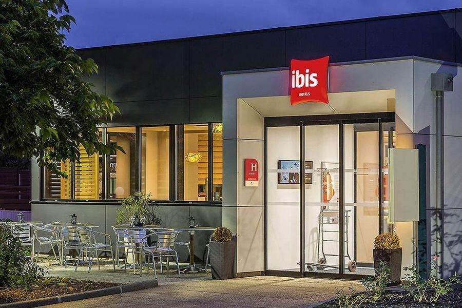 Ibis Rennes Cesson *** 1