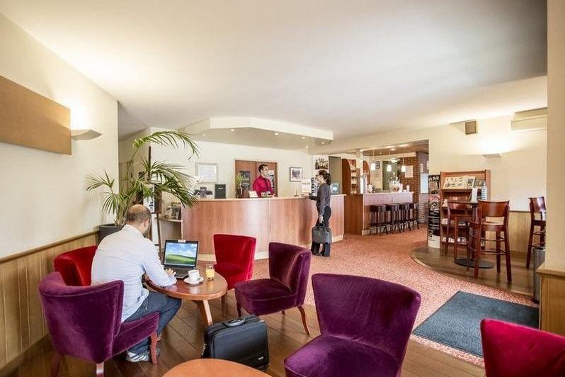 Brit Hôtel Rennes - Le Castel *** 2