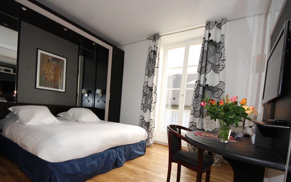 Hôtel du Jeu de Paume **** Chambre