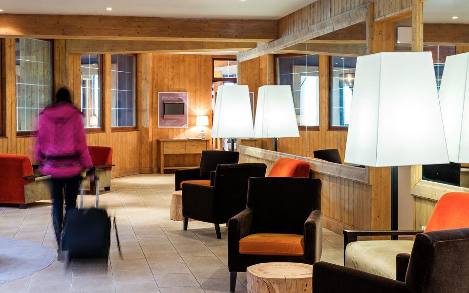 Hotel Les Bruyeres *** Intérieur