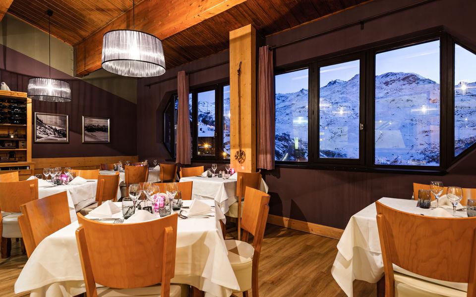 Hotel Les Bruyeres *** Restaurant