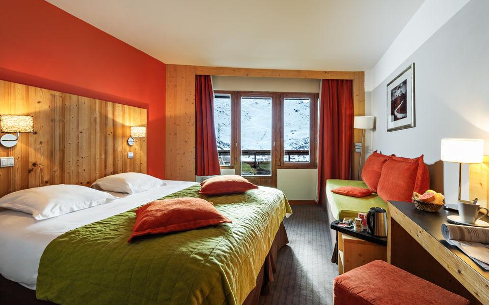 Hotel Les Bruyeres *** Chambre