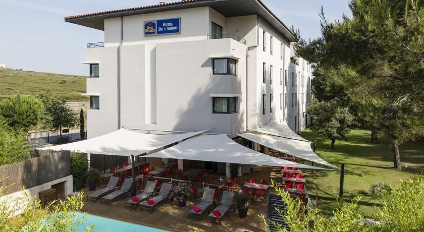 Best Western Hôtel de l'Arbois *** 1