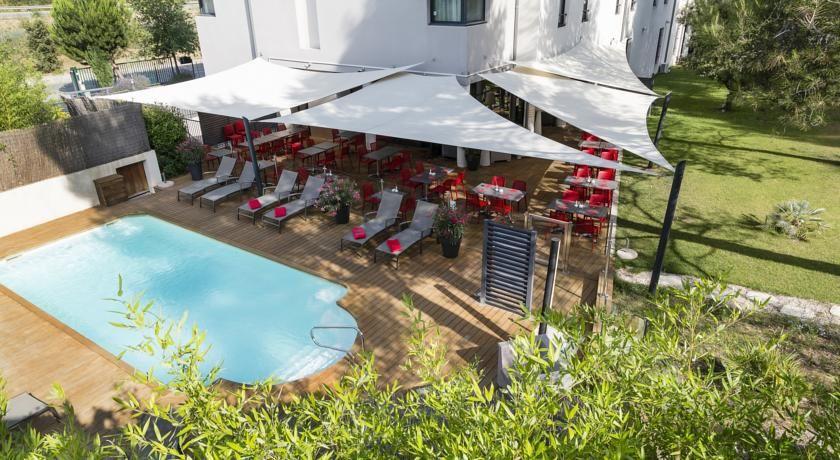 Best Western Hôtel de l'Arbois *** 3
