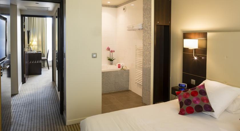 Best Western Hôtel de l'Arbois *** 13