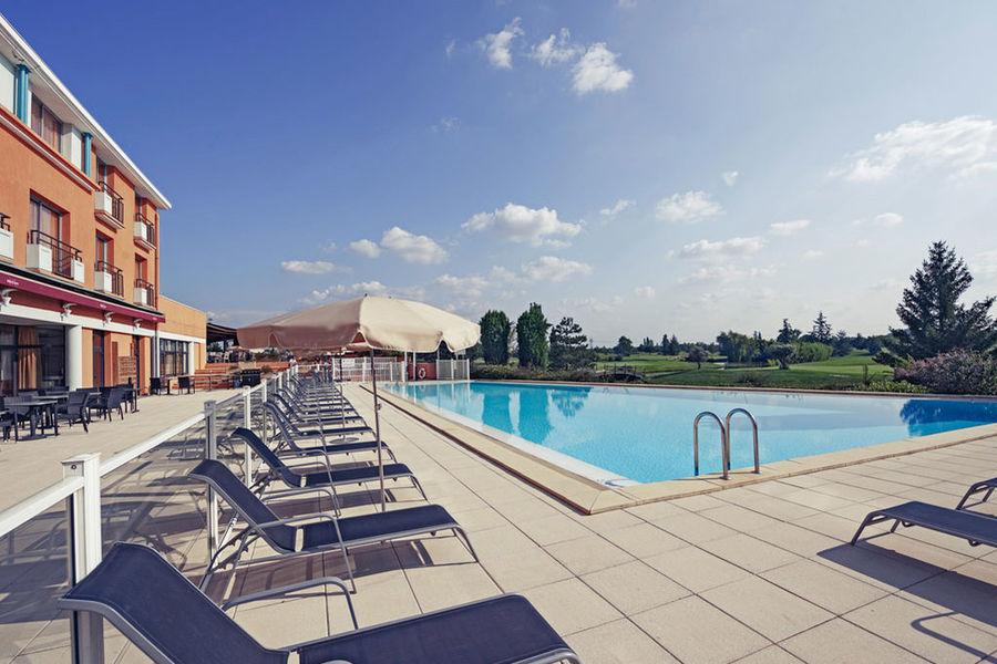 Mercure Toulouse Aeroport Golf de Seilh **** Piscine