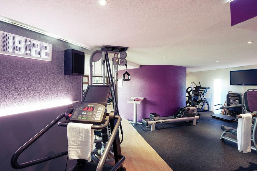 Mercure Toulouse Aeroport Golf de Seilh **** Salle de fitness